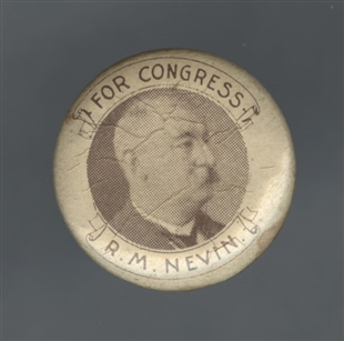 Robert Murphy Nevin Lapel Pin