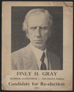 Finly Hutchinson Gray Poster