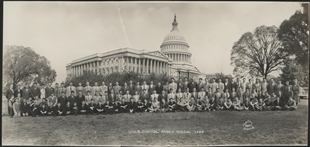 U.S. Capitol Pages' School 1946