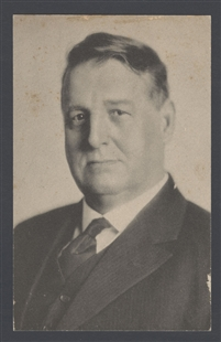 William Cicero Hammer Postcard