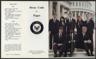 Dress Code for Pages