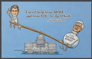The Budget Buster Postcard