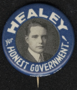 Arthur Daniel Healey Lapel Pin
