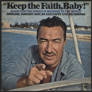 """Keep the Faith, Baby!"" Record"