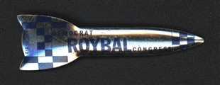 Edward R. Roybal Lapel Pin