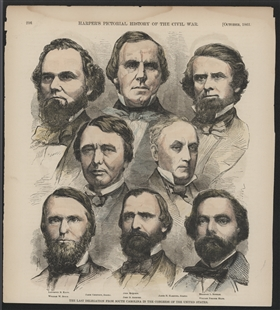 The Last Delegation from South Carolina in the Congress of the United States
