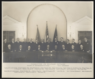 Committee on Military Affairs