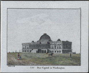 Das Capitol in Washington