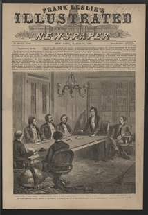 The House Committee Drafting Articles of Impeachment, on Thursday, Feb. 27, in the Committee Room, House of Representatives, Washington, D.C.