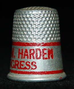Cecil Murray Harden Thimble
