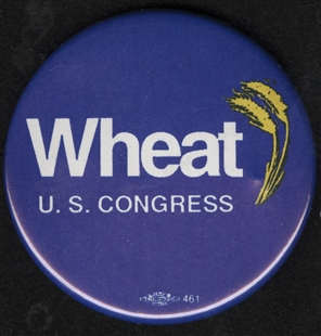 Alan Dupree Wheat Lapel Pin