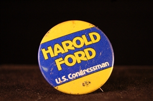 Harold Eugene Ford Lapel Pin