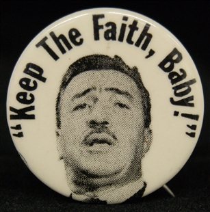 Adam Clayton Powell, Jr. Lapel Pin
