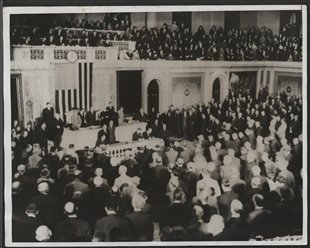 Opening of the 72nd Congress