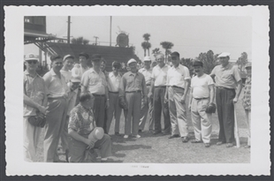 Congressional Baseball Team in Florida