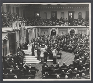 70th Congress Opens