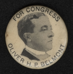 Oliver Hazard Perry Belmont Lapel Pin