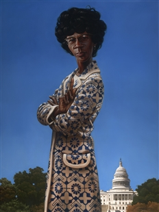 Shirley Anita Chisholm