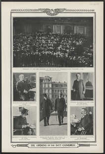 The Opening of the 56th Congress