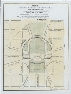Plan Around the Capitol