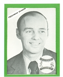 James R. Jones Baseball Card