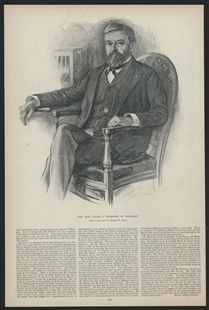 The Hon. Julius C. Burrows, of Michigan