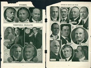 Pictorial Directory of Congress 69th Congress