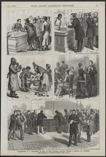 Washington, D.C. - Incidents of Life at the National Capitol During a Session of Congress