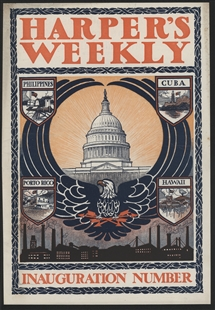 Harper's Weekly Inauguration Issue