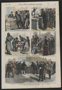 Washington, D.C. -- Incidents of Life at the National Capital During a Session of Congress