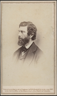 William Kelley Carte-de-visite