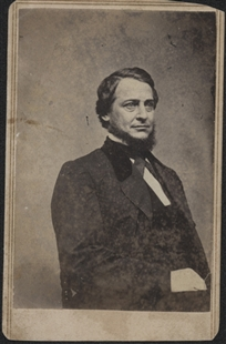 Clement Vallandigham Carte-de-visite