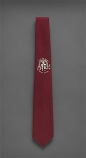 Yeas and Neighs Society Necktie