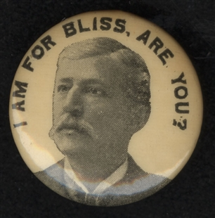 Aaron Thomas Bliss Lapel Pin
