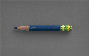 Tally Clerk's Pencil