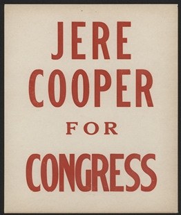 Jere Cooper Poster