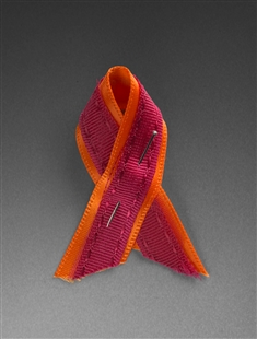 Virginia Tech Memorial Ribbon