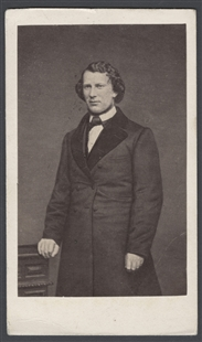 John Thomas Harris Carte-de-Visite