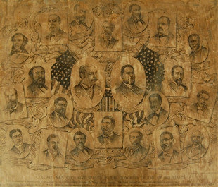 Colored Men Who Have Served in the Congress of The United States