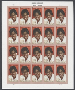 Barbara Charline Jordan Postage Stamps
