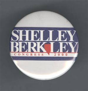Shelley Berkley Lapel Pin