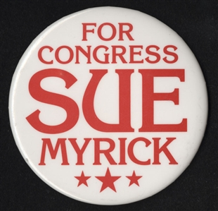 Sue Myrick Lapel Pin