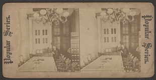 Naval Affairs Committee Room Stereoview