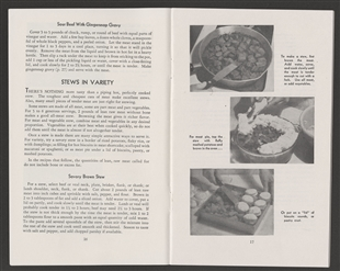 Meat...for Thrifty Meals Booklet