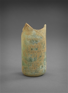 Bottle Fragment