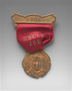 Joseph Gurney Cannon Ribbon Badge