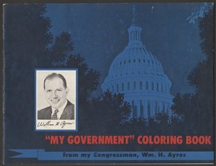"""My Government"" Coloring Book"