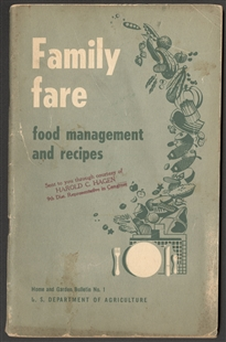 Family Fare Booklet