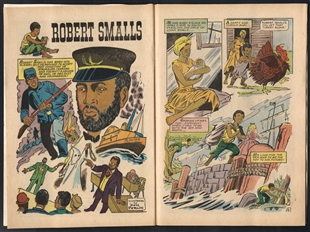 Golden Legacy Illustrated History Magazine, The Life of Robert Smalls