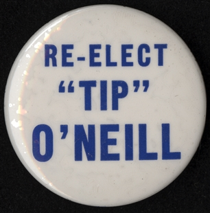 Thomas Philip (Tip) O'Neill Jr. Lapel Pin